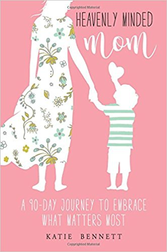 """My Recent Review of """"A Heavenly Minded Mom"""""""