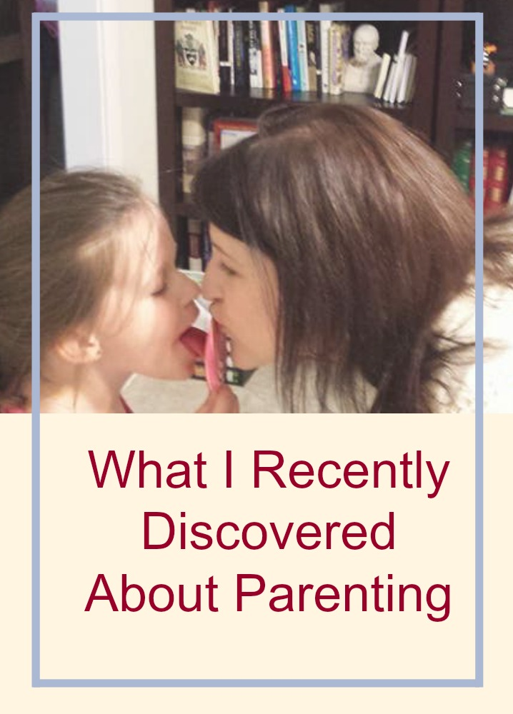 What I Recently Discovered About Parenting