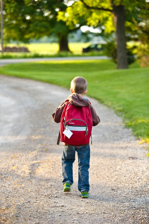 Why I Don't Have the Back-to-School Mindset