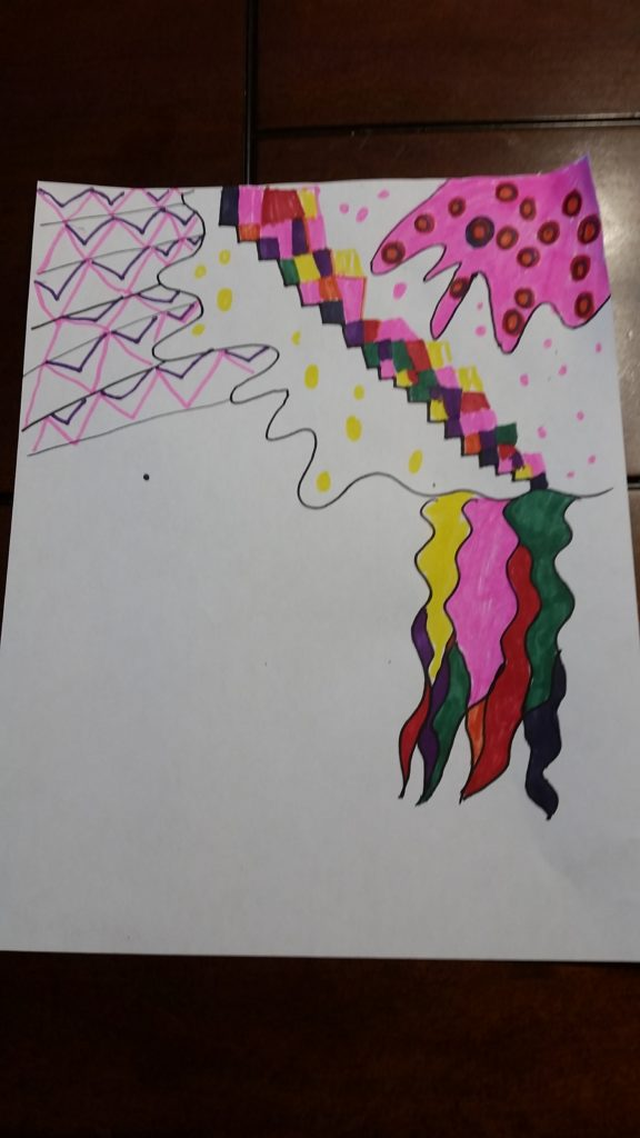 colored project