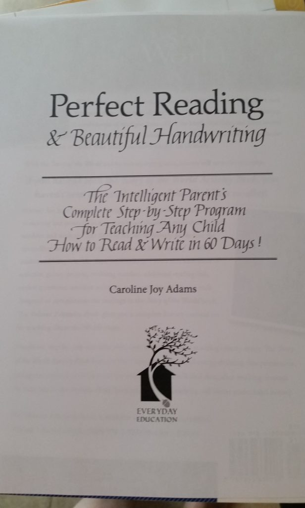 perfect reading, beautiful handwriting ebook
