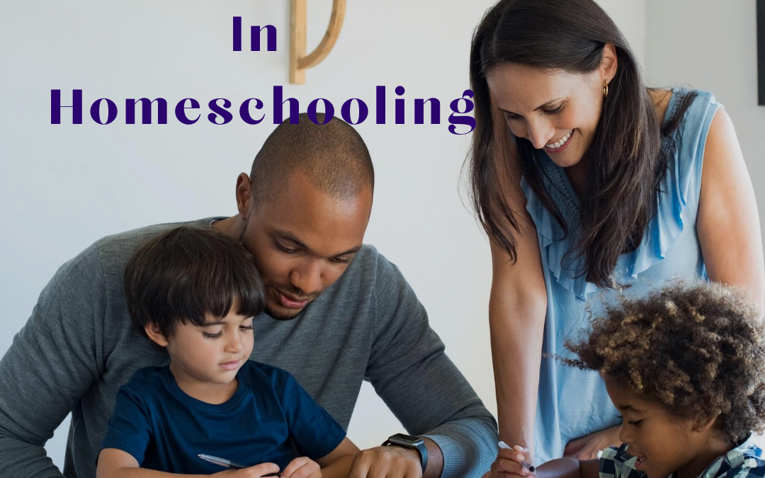 Finding Delight In Homeschooling